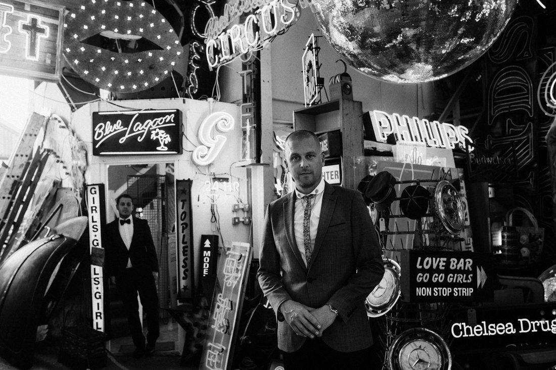 gods own junkard gay wedding photography neon-9