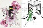 bespoke fashion illustration