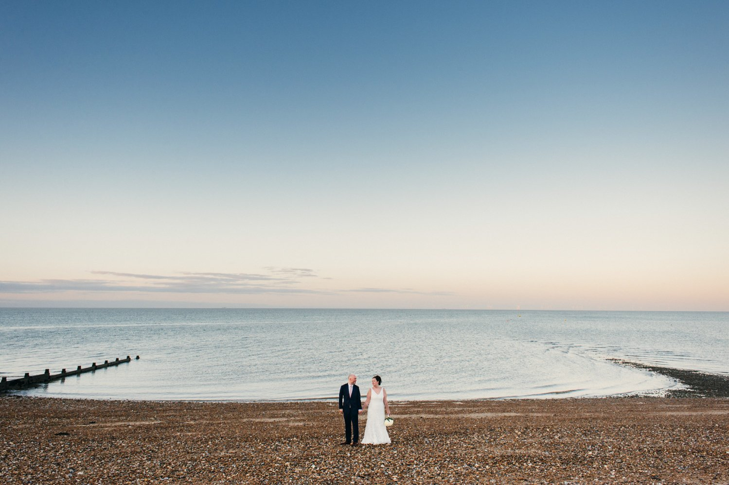 Whitstable Lobster Shack Wedding Photography-47