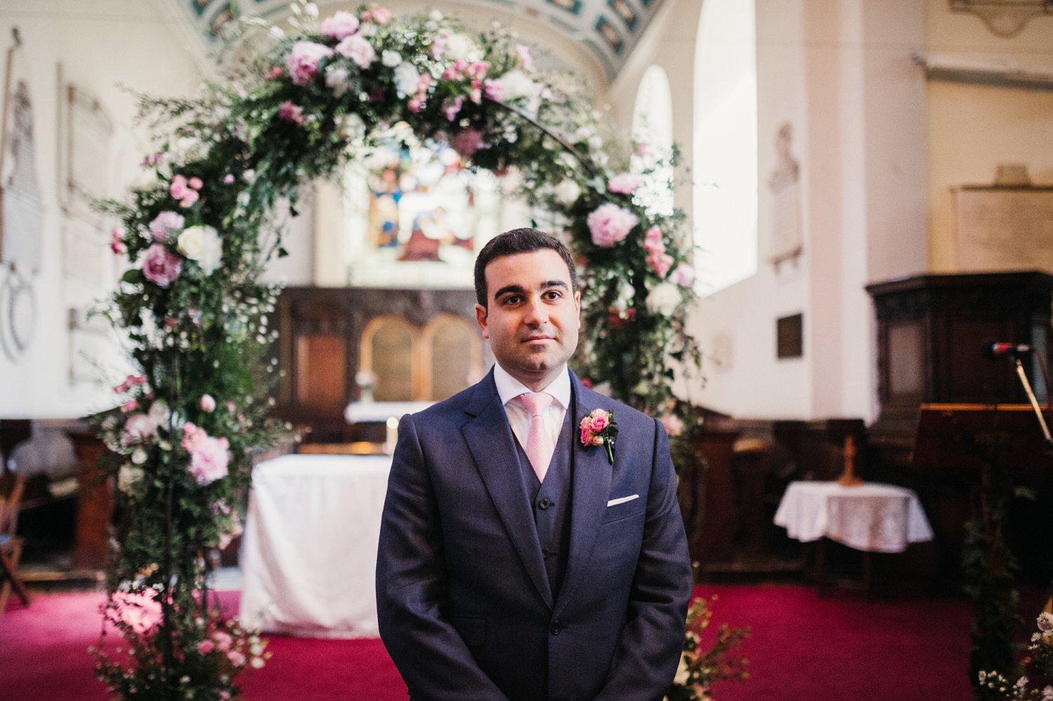 Zucca Bermondsey Wedding Photography-17