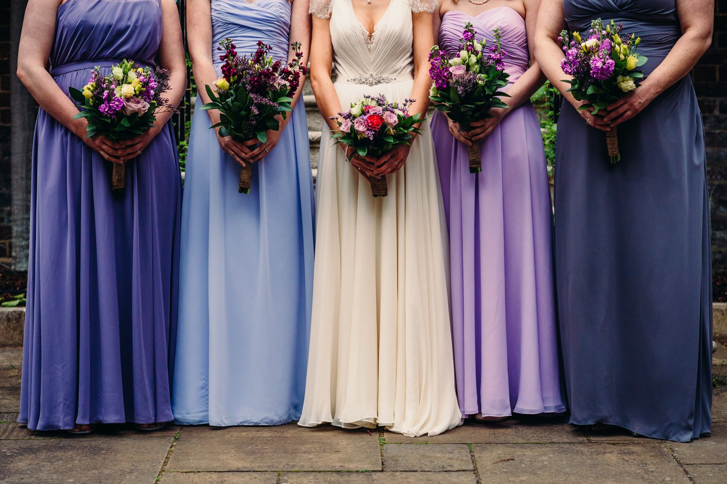Temple Church Wedding Photography Brixton-10
