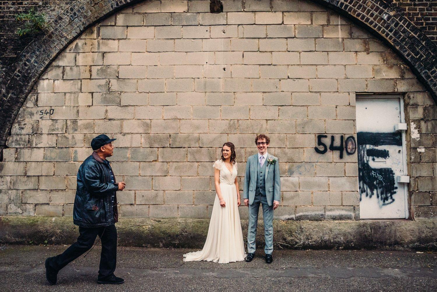 Temple Church Wedding Photography Brixton-15
