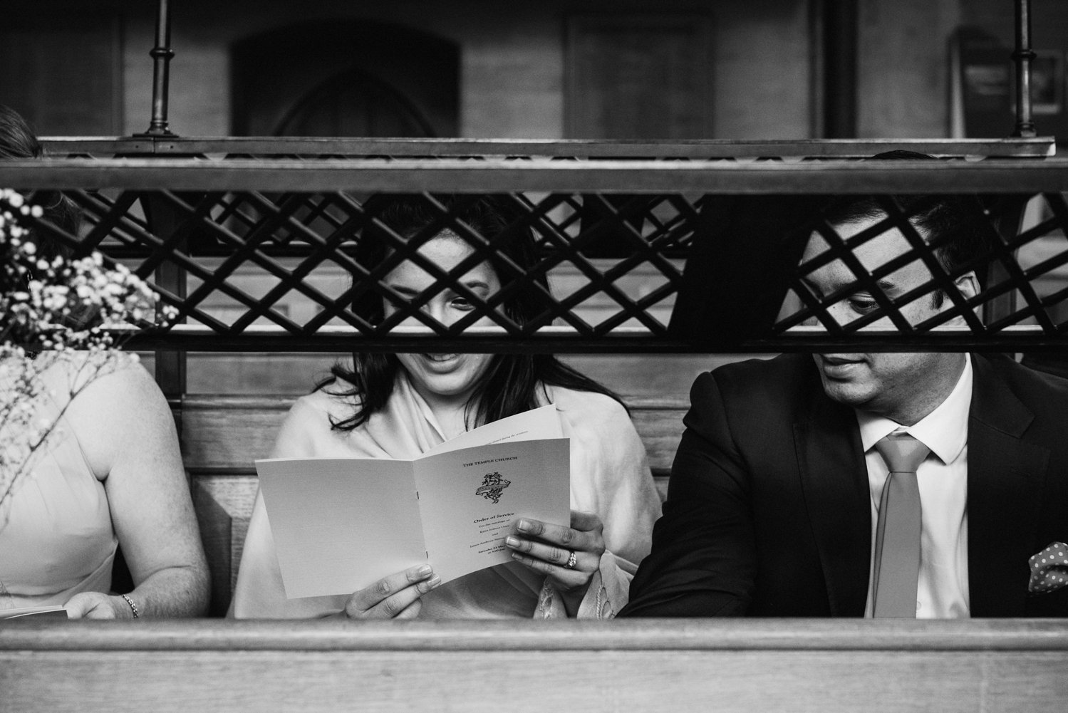 Temple Church Wedding Photography Brixton-3