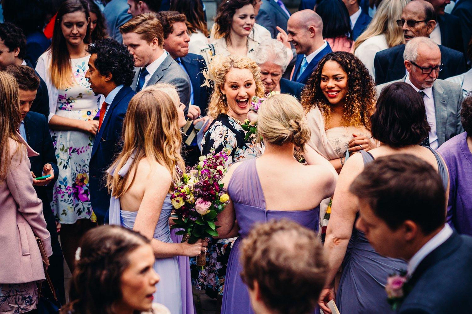 Temple Church Wedding Photography Brixton-9