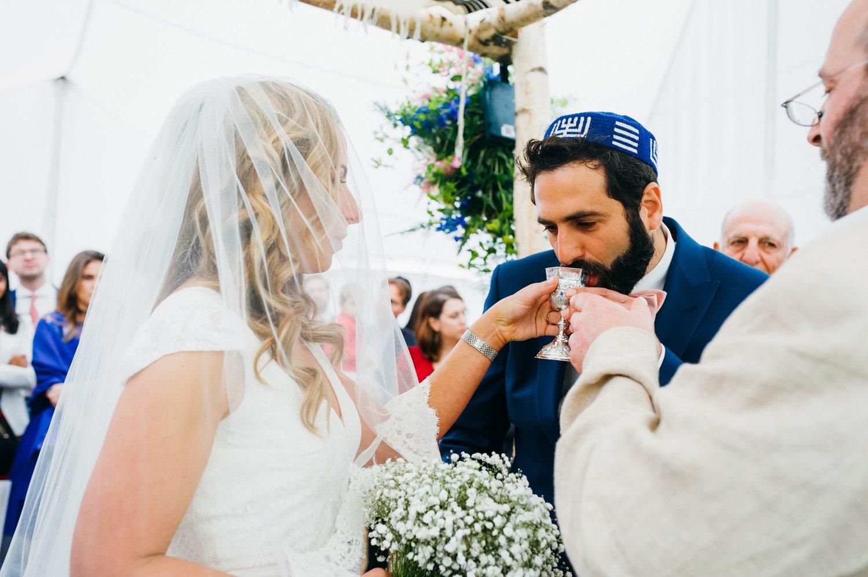 The Perch Inn Jewish Wedding Photographer Oxford-17
