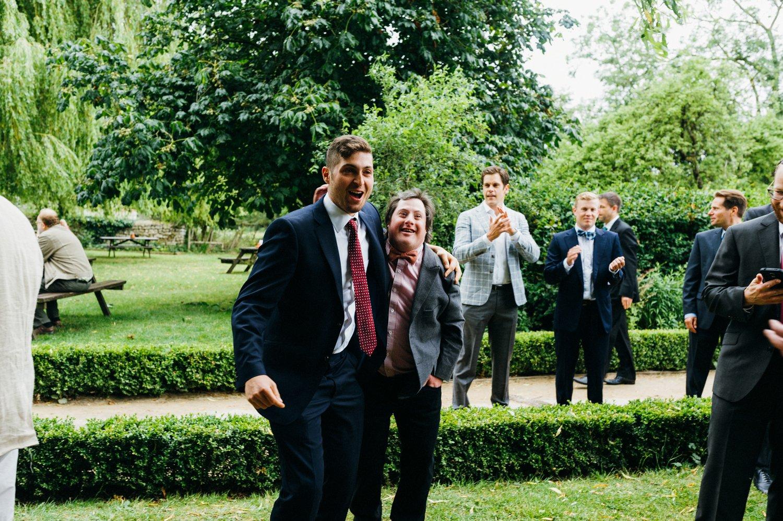 The Perch Inn Jewish Wedding Photographer Oxford-9