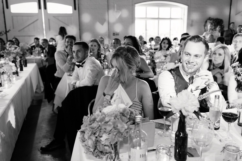 Urban documentary wedding photography