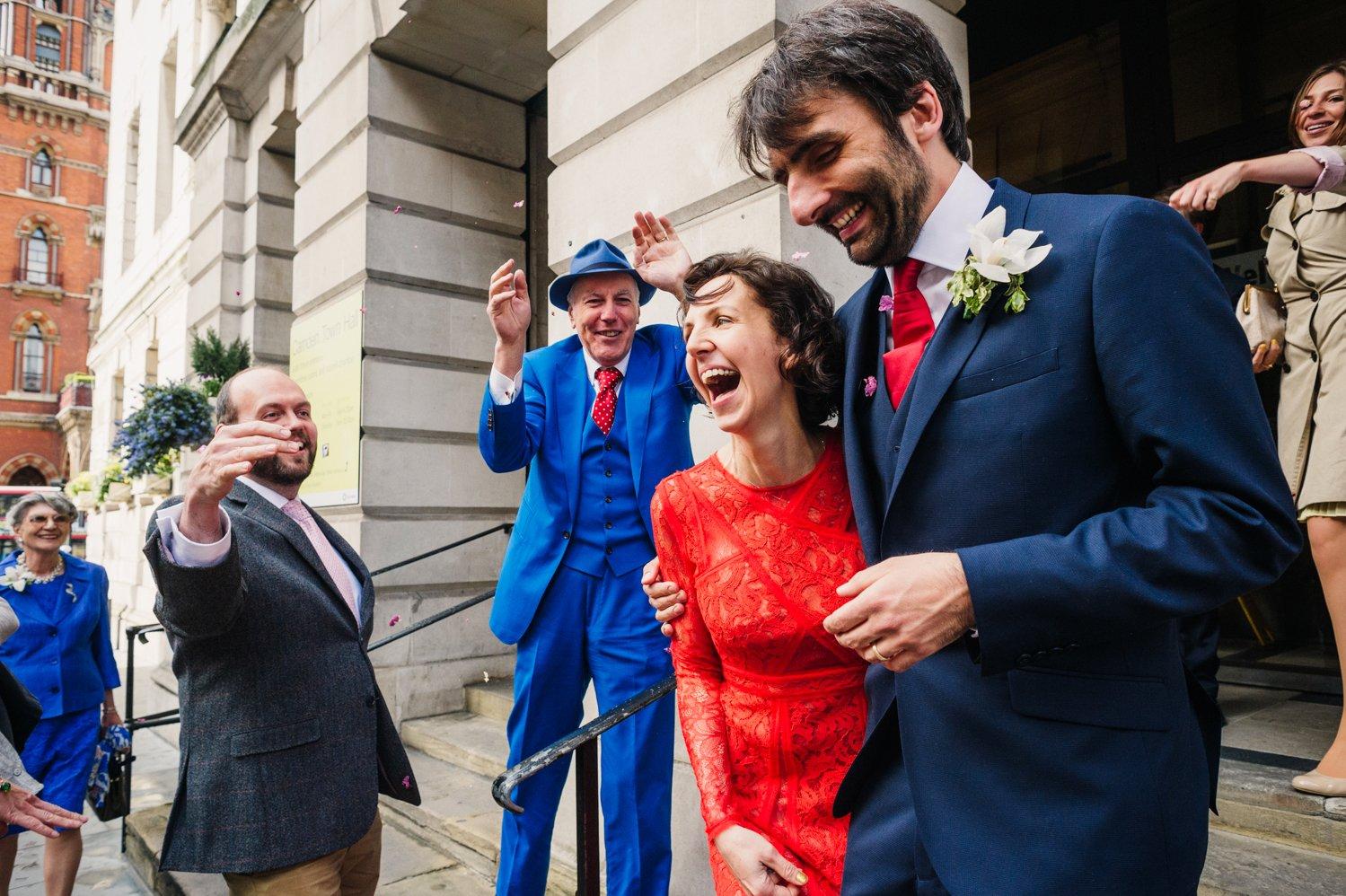 Kings Cross London Wedding Photography-4