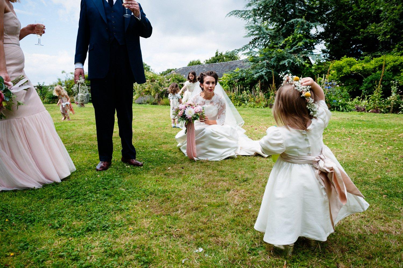 Summer uk wedding