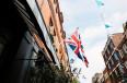 Covent Garden Hotel and Happenstance wedding photos