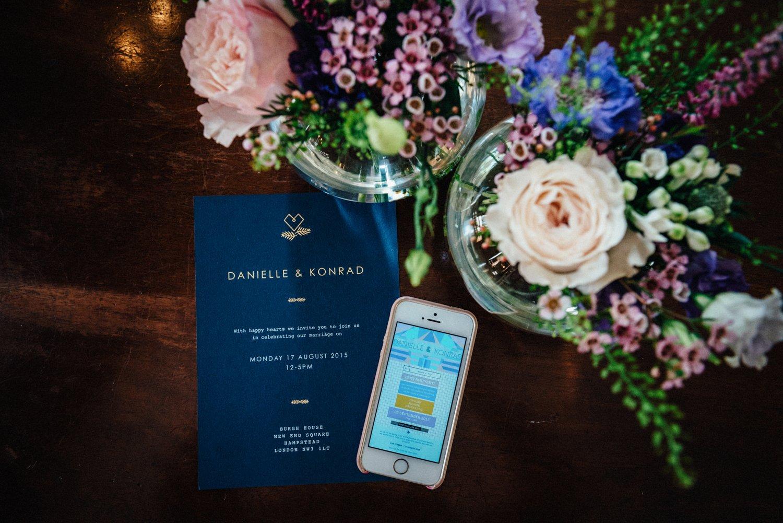 Danielle and Konrad Burgh House Wedding-13