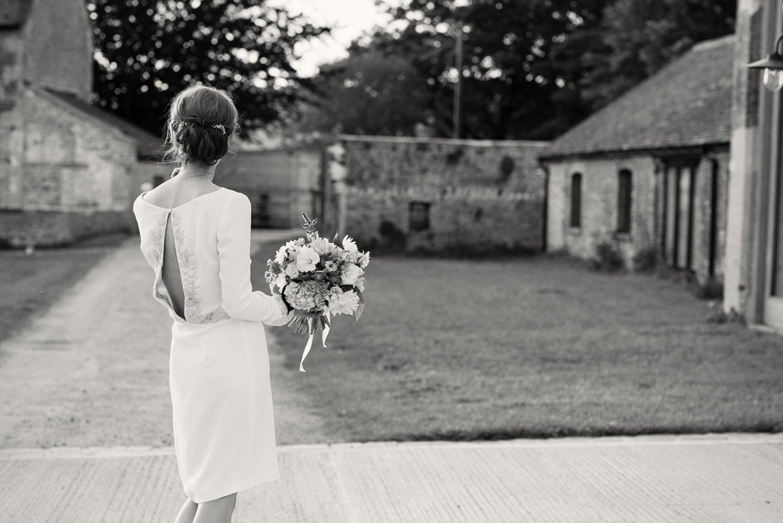 Katy Cordina & Laura Campbell Bride Somerset Babb Photo