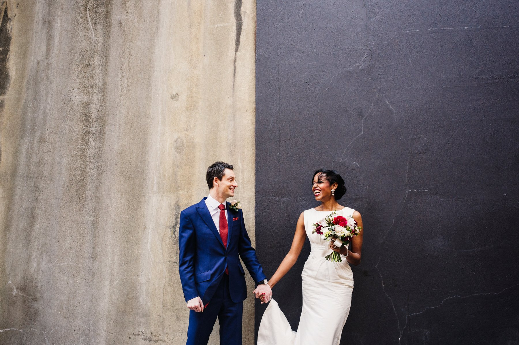 Wedding Portrait Berkley Hotel