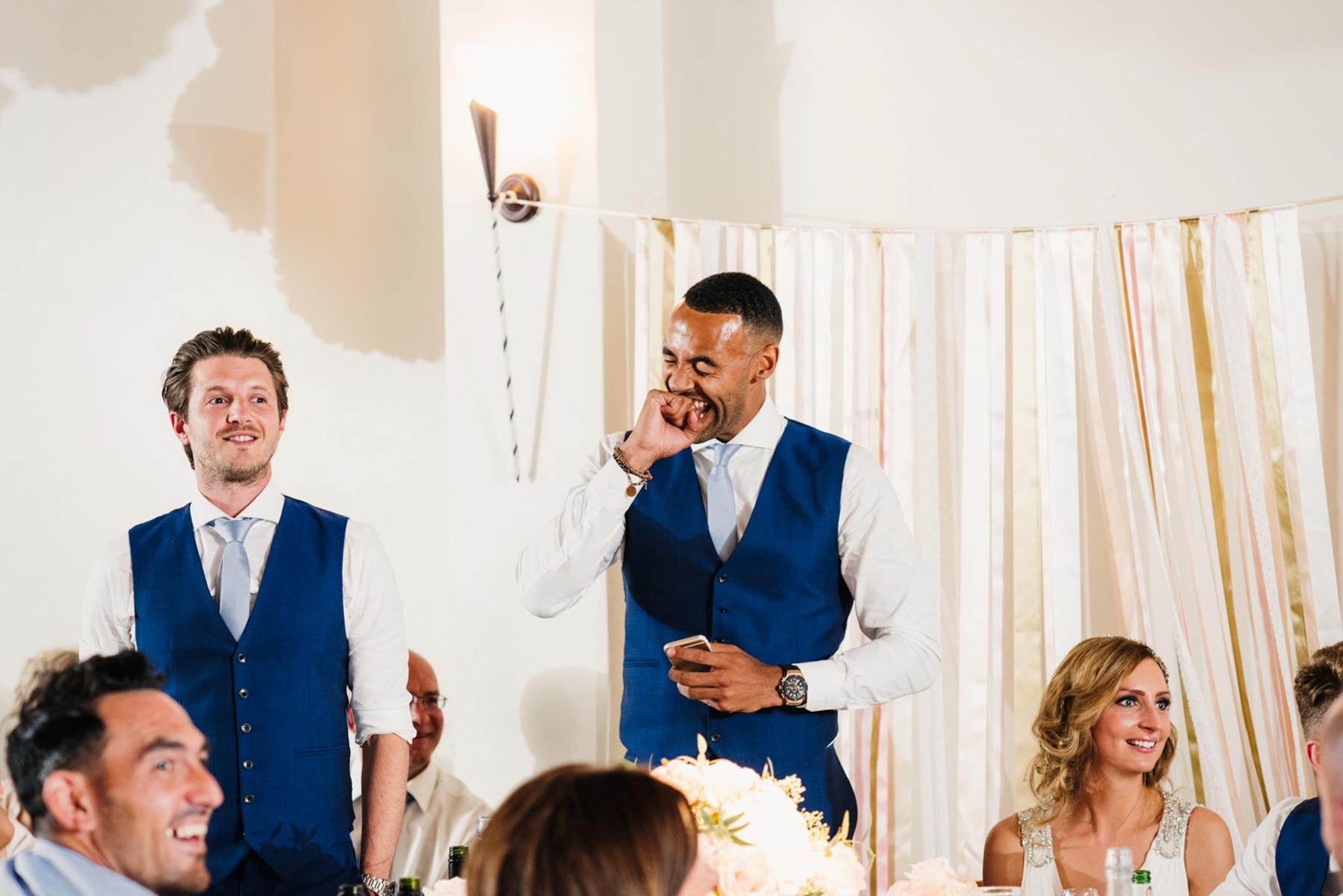 Best men speech Suffolk wedding