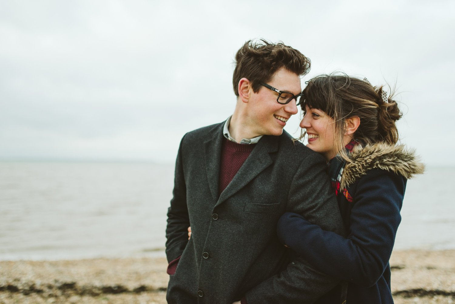 whitstable engagement photography kent wedding-19