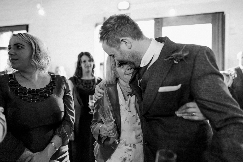 Documentary Wedding Photography Edinburgh