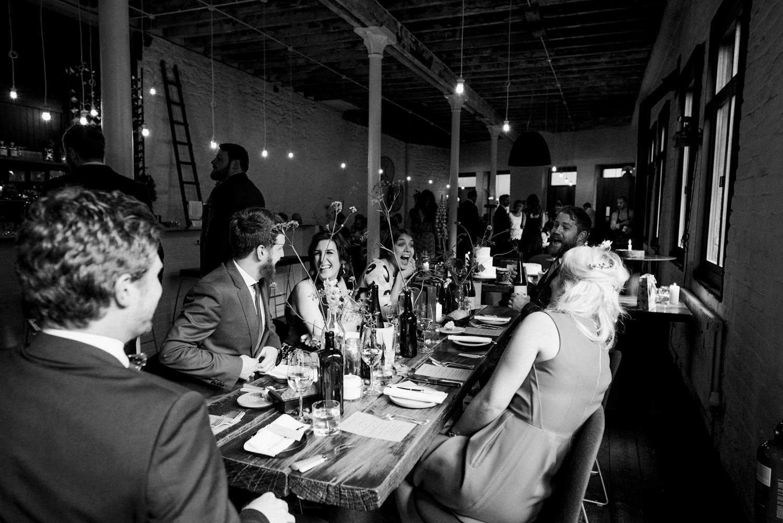 Timberyard Edinburgh wedding photography