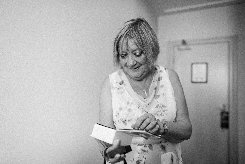 Documentary wedding photography Scotland