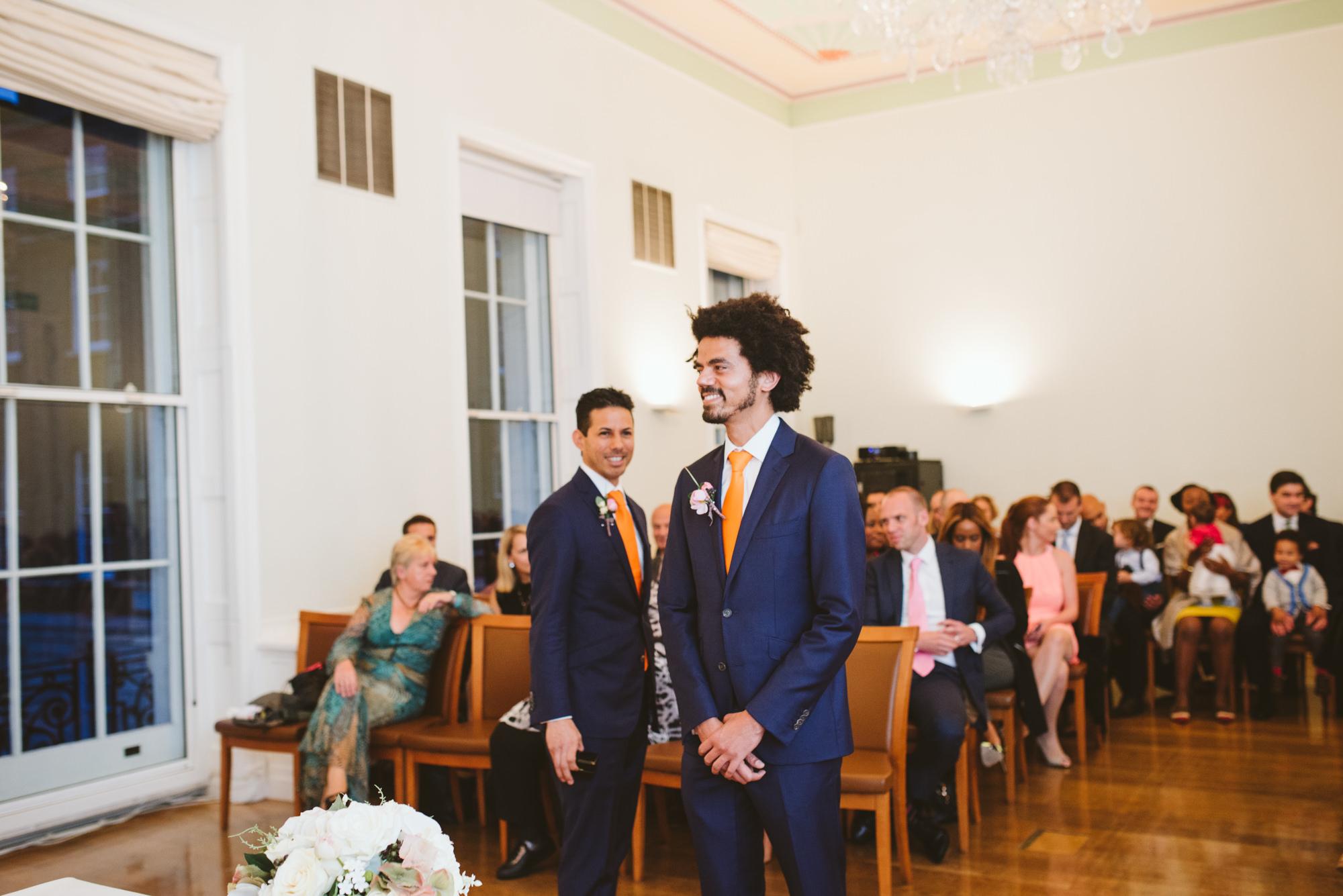 Hoxton Hotel Wedding Photography-14
