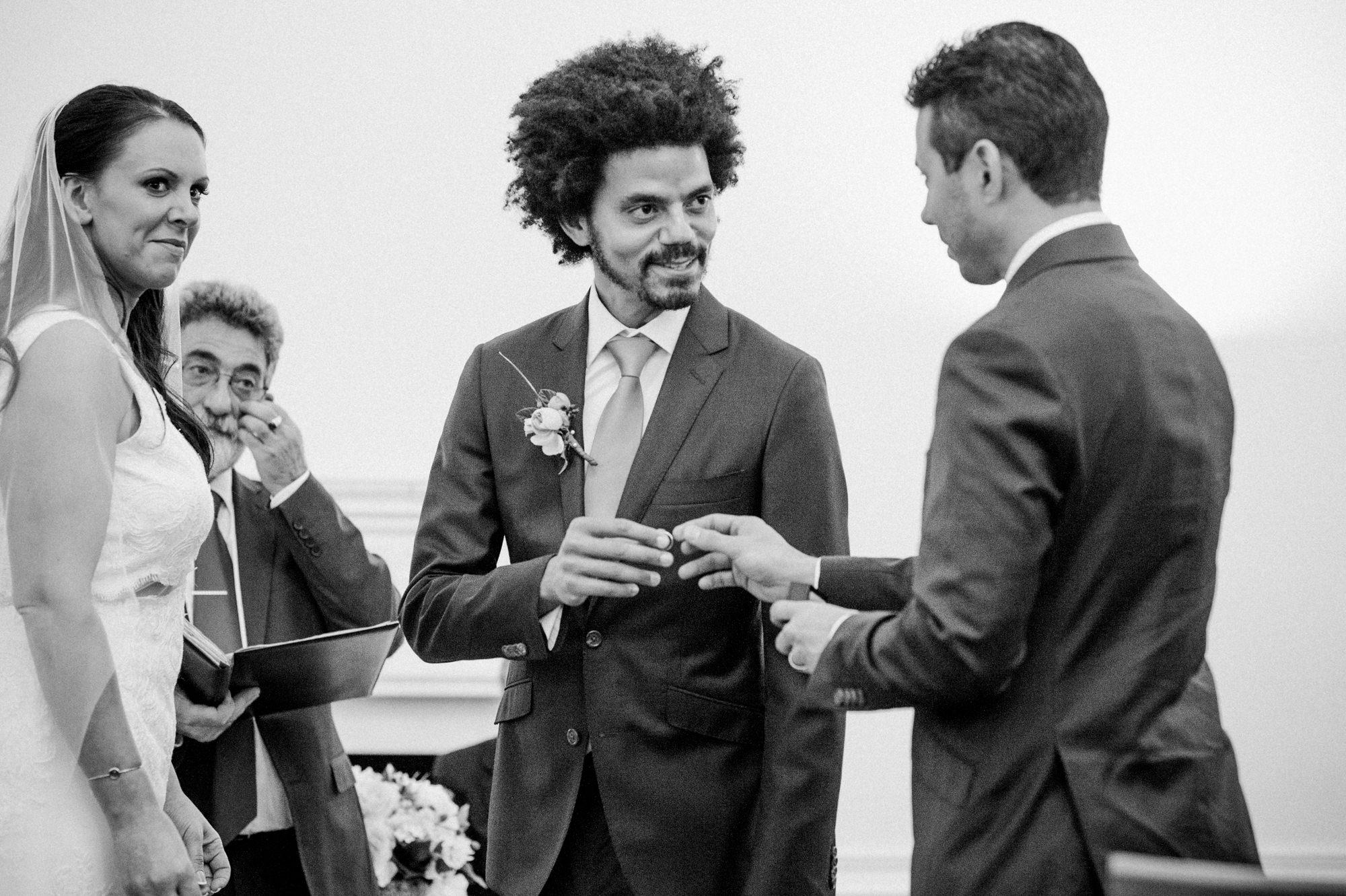 Hoxton Hotel Wedding Photography-18