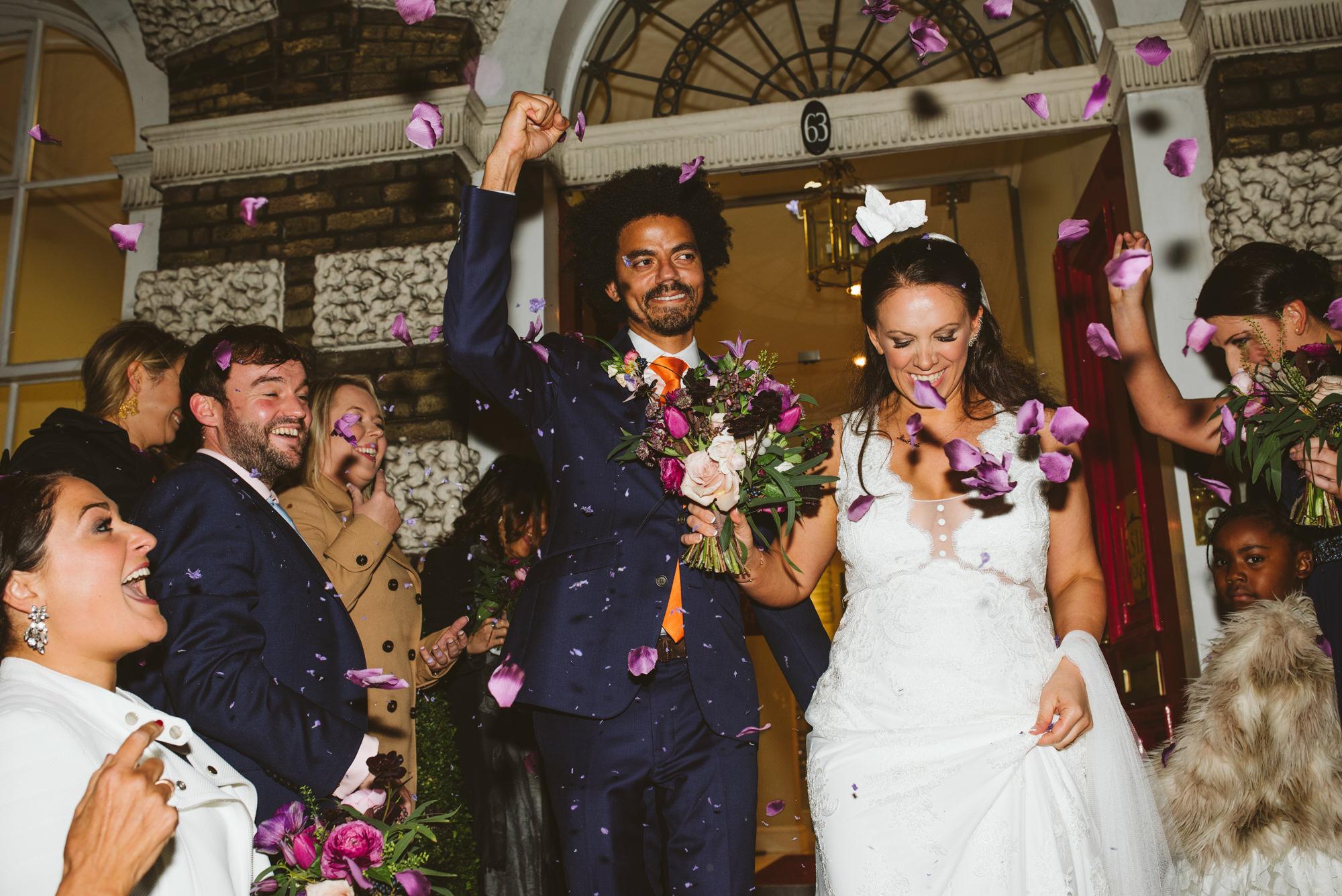 Hoxton Hotel Wedding Photography-25