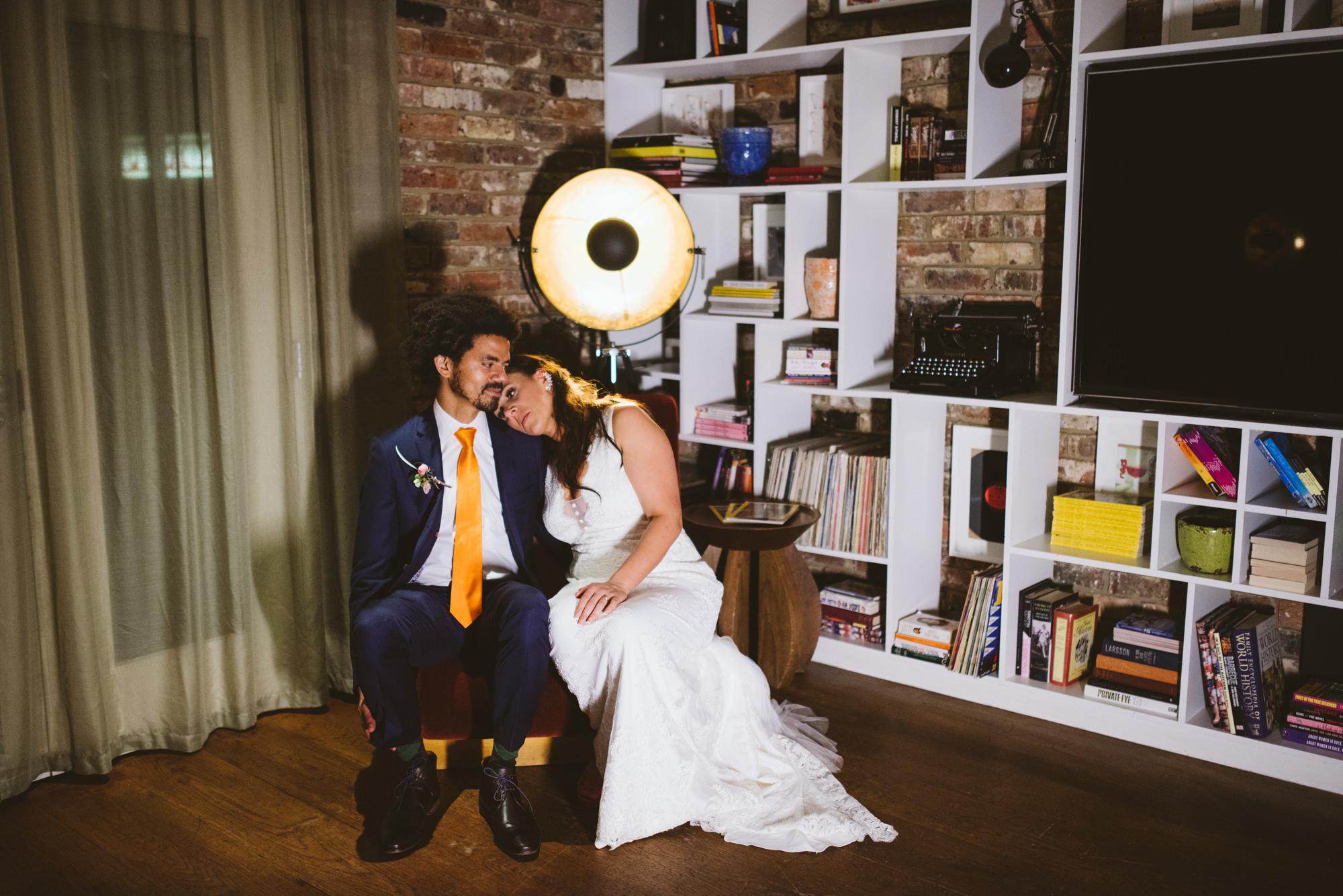 Hoxton Hotel Wedding Photography-33