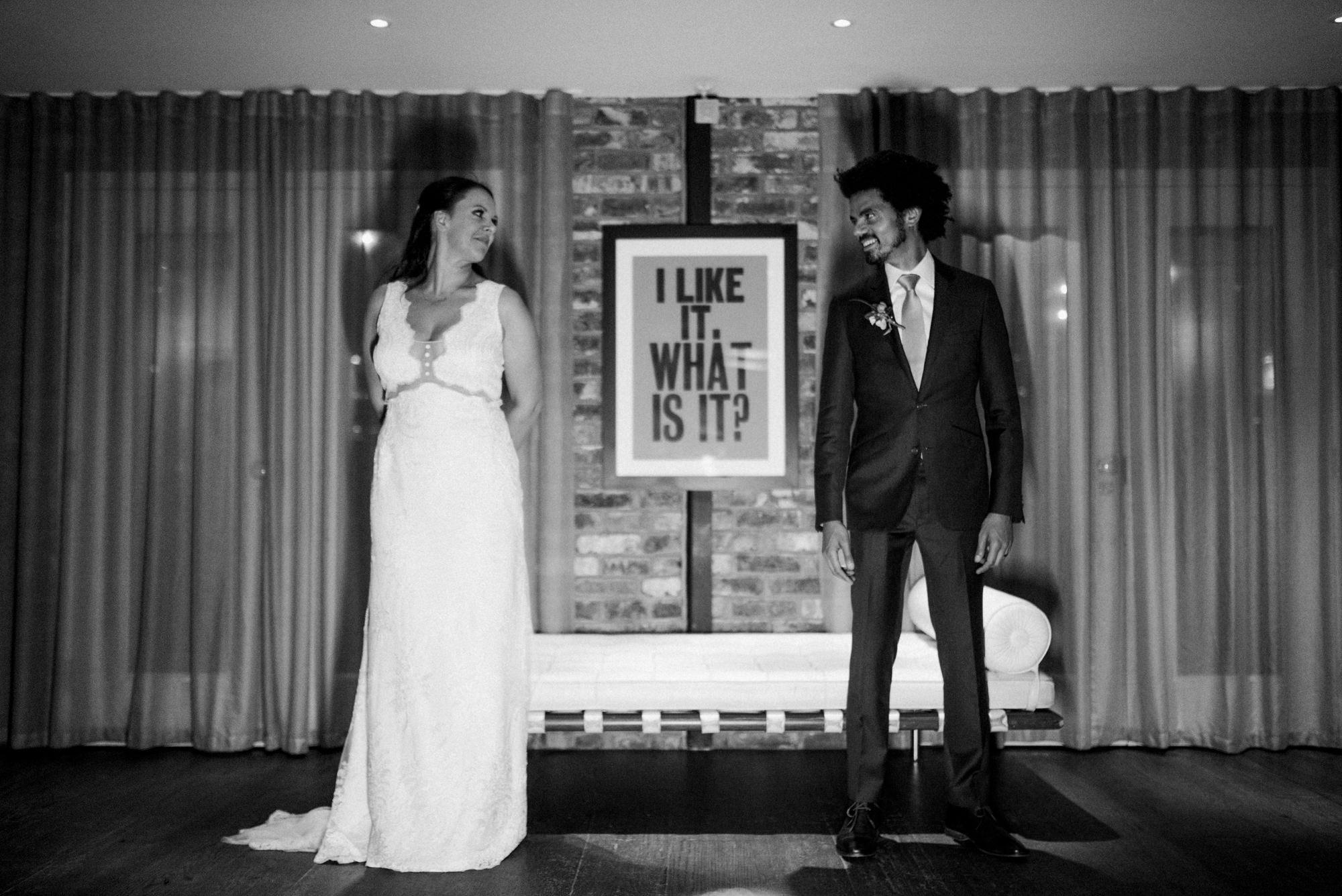 Hoxton Hotel Wedding Photography-34