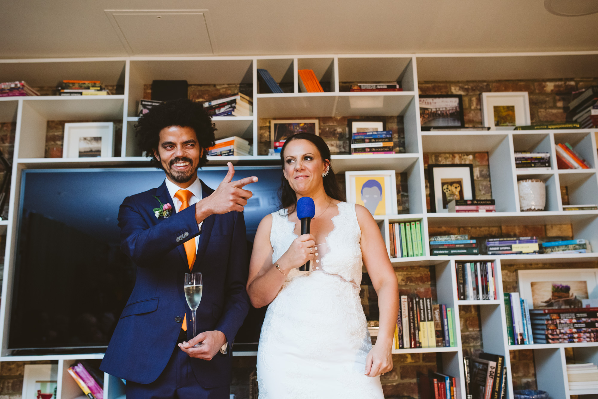 Hoxton Hotel Wedding Photography-49
