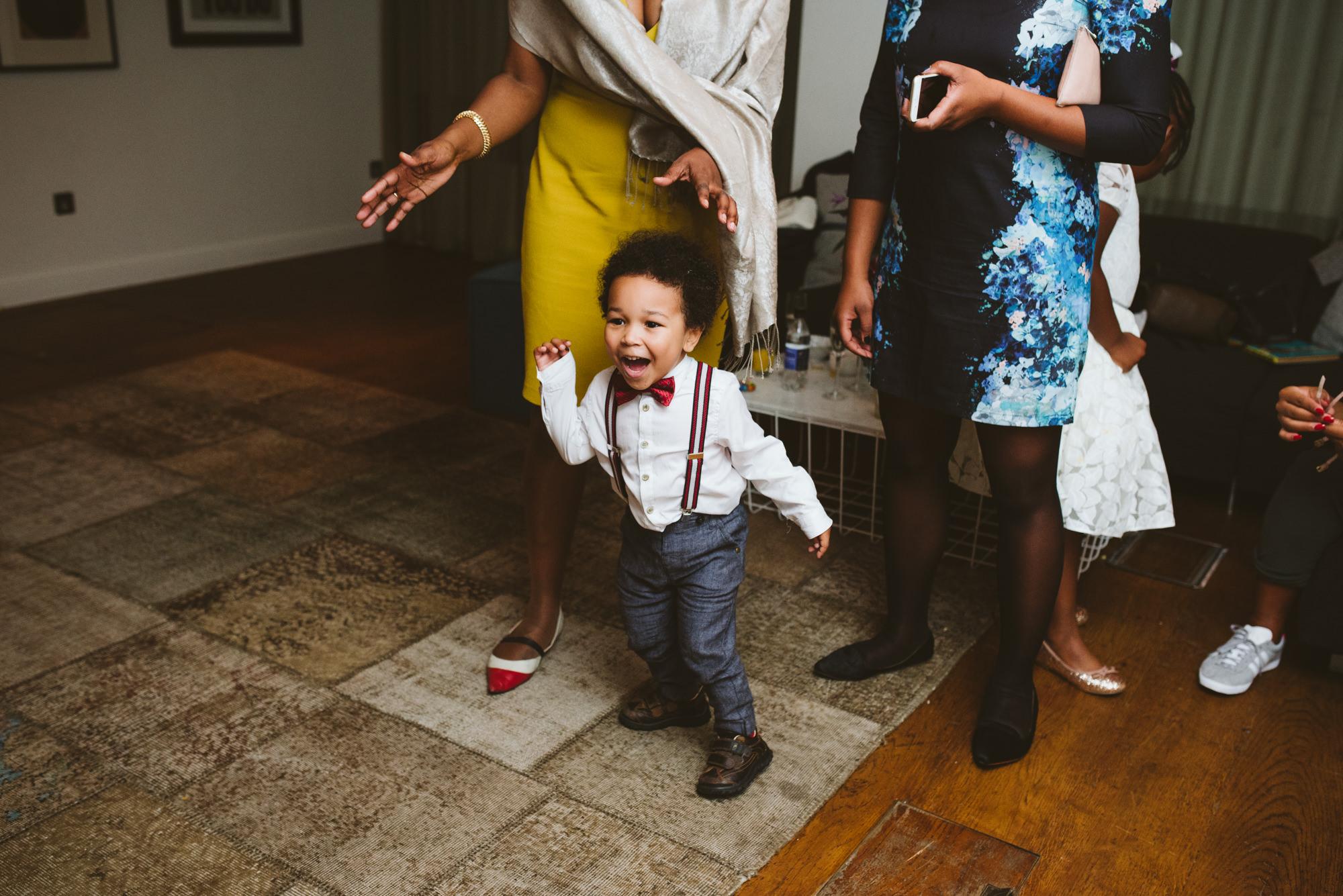 Hoxton Hotel Wedding Photography-52