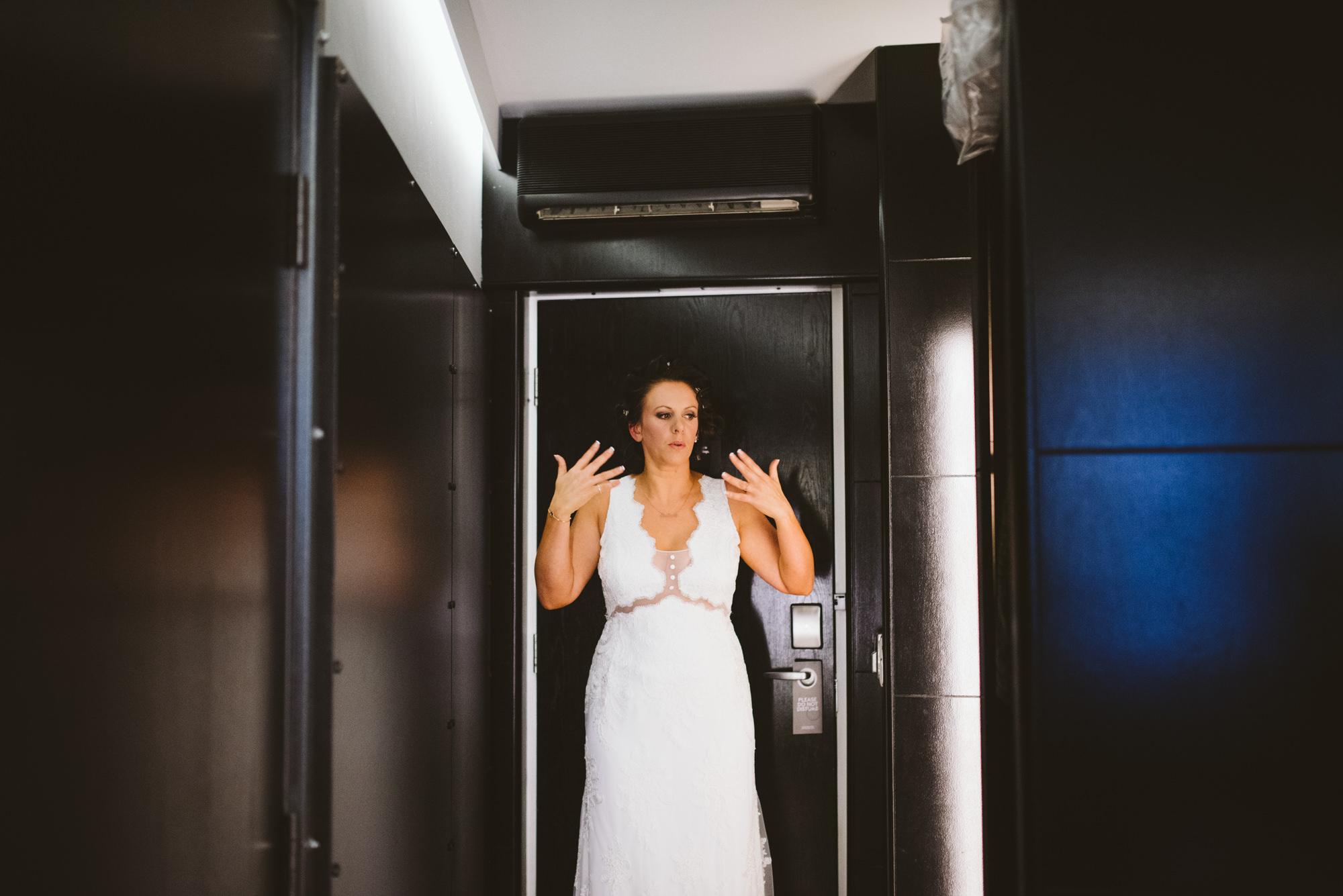 Hoxton Hotel Wedding Photography-8