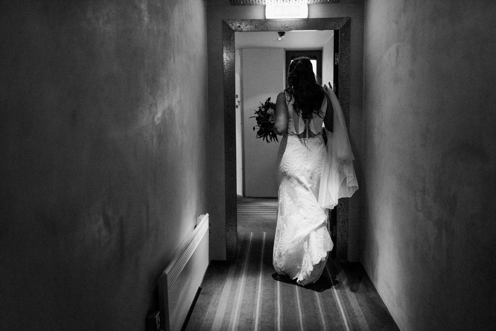 Hoxton Hotel Wedding Photography-9