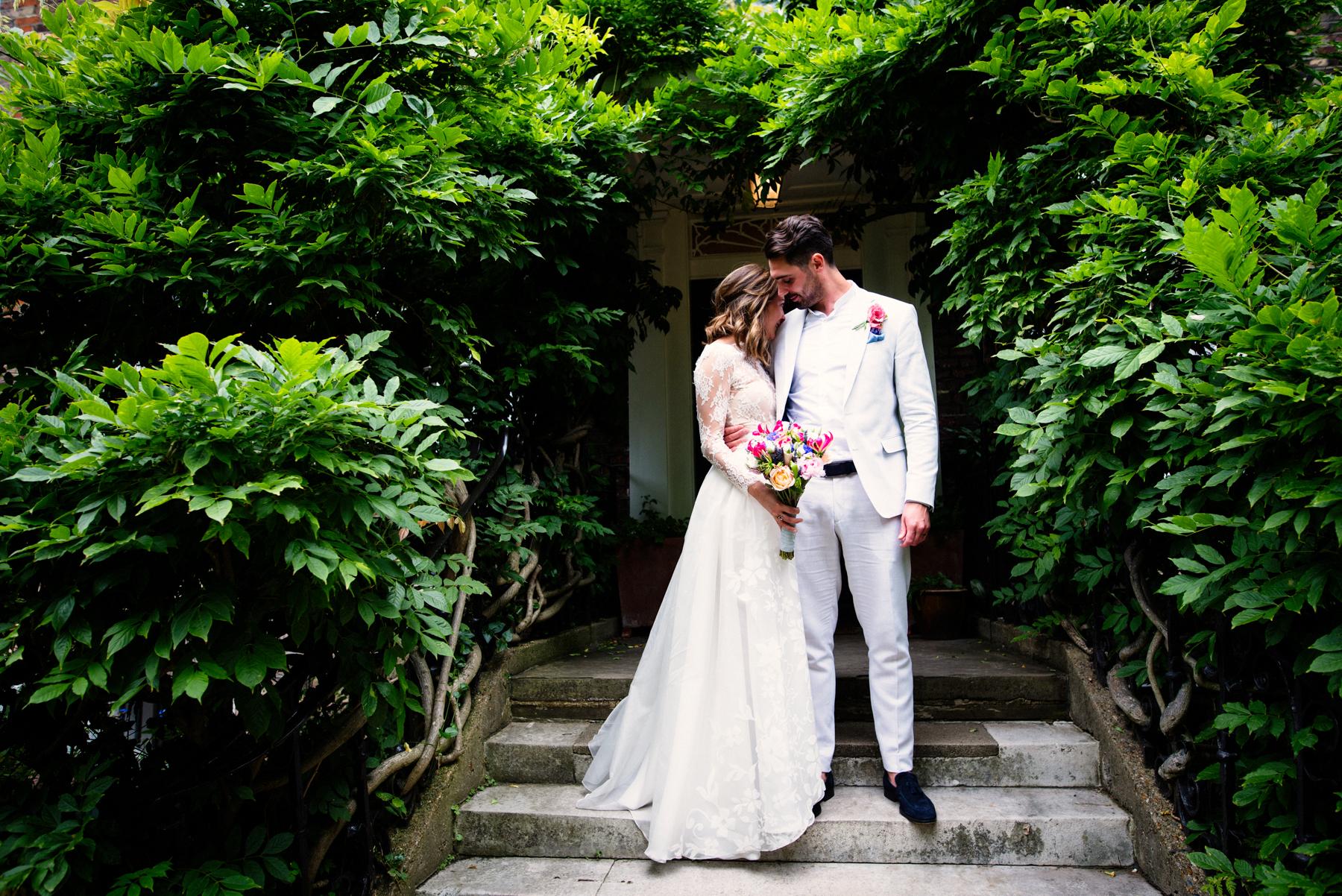 Creative Somerset wedding photographer