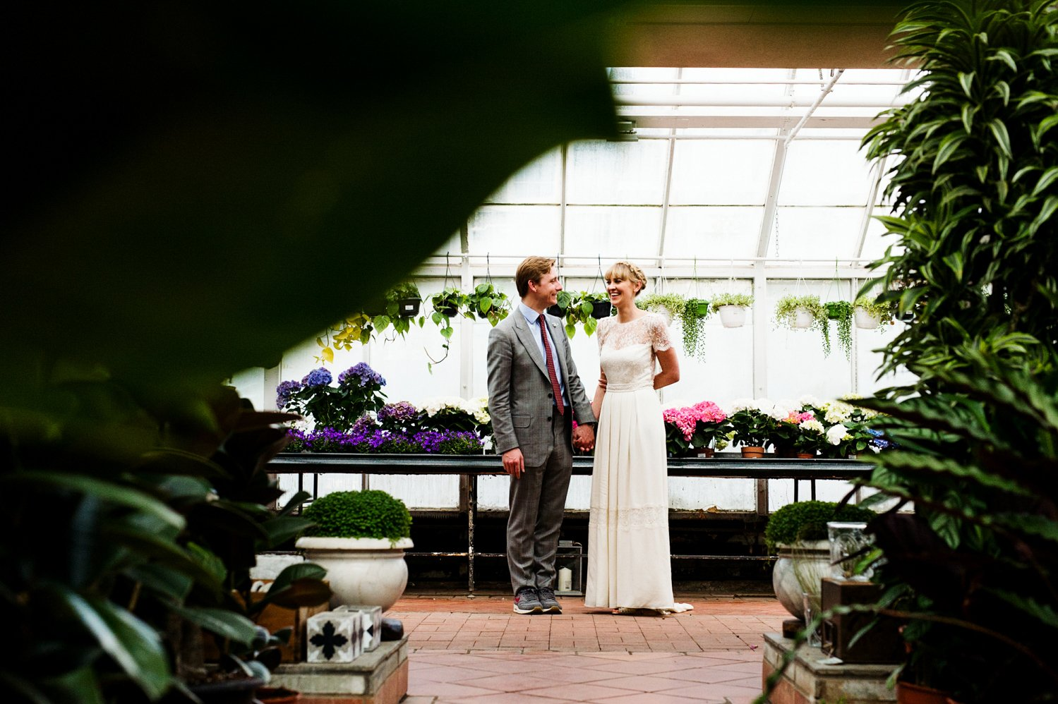 Clifton Nurseries Wedding Photography_-25