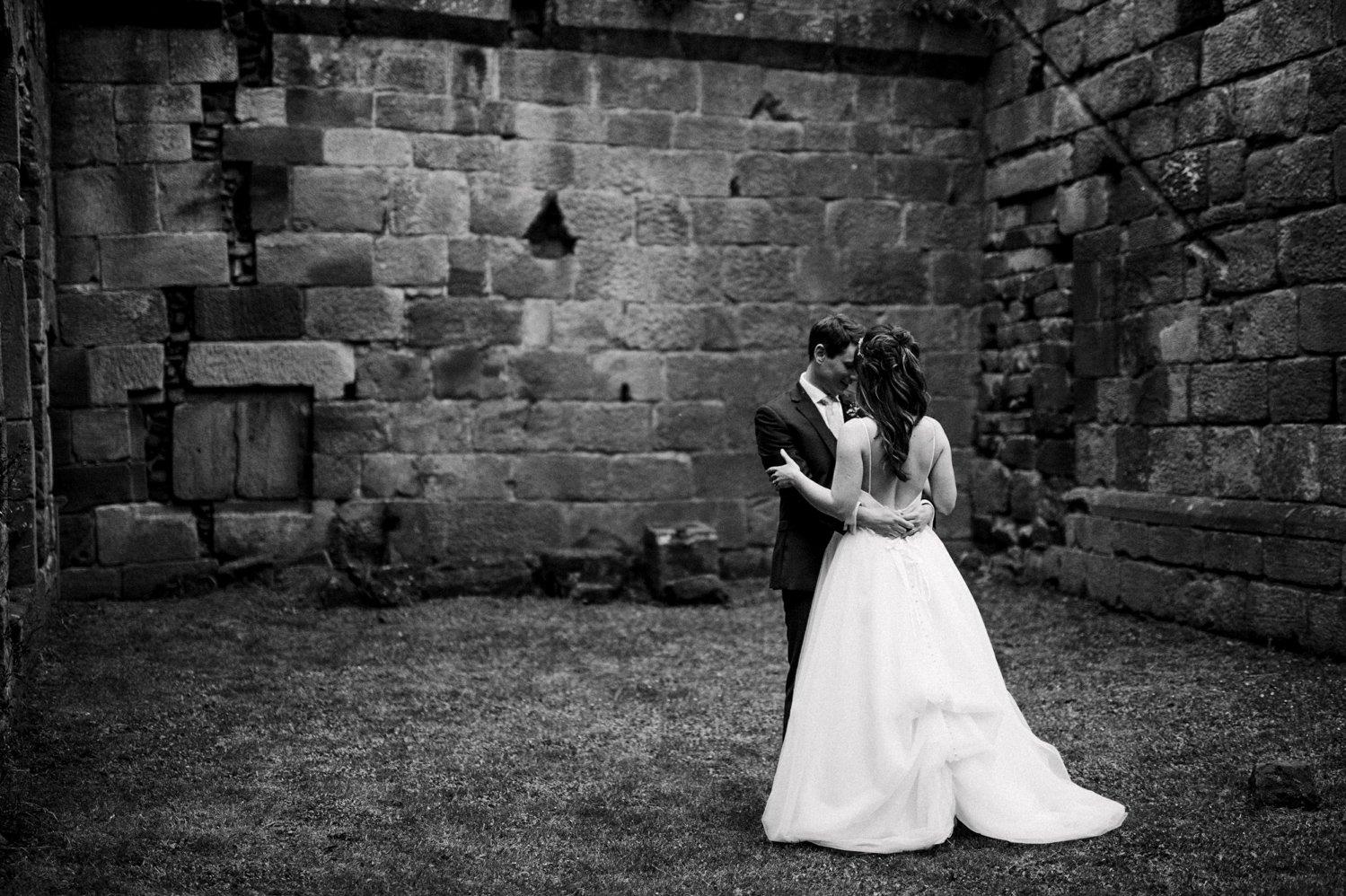Danby Castle Wedding Katy Ross-73