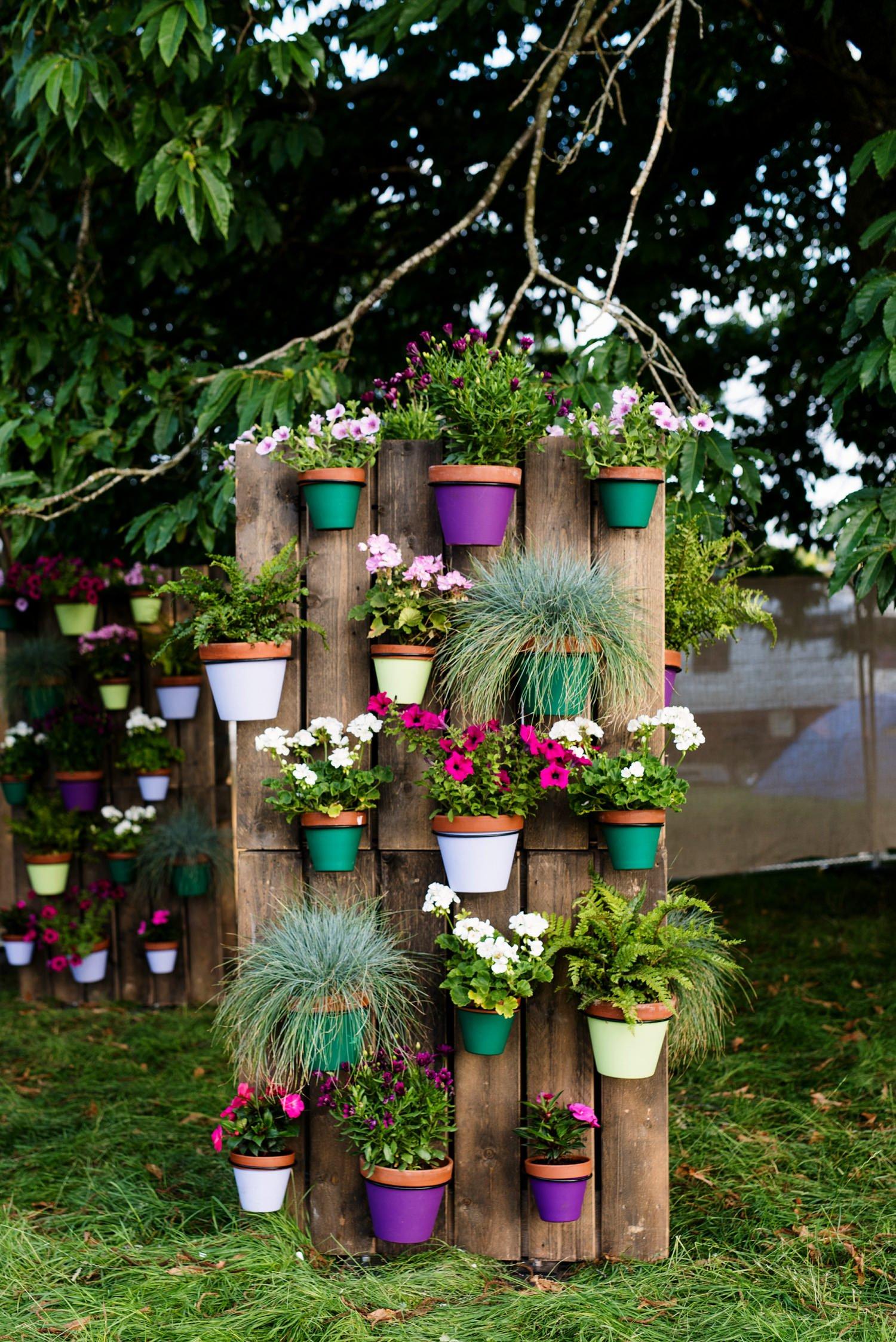 Creative Festival Wedding Ideas