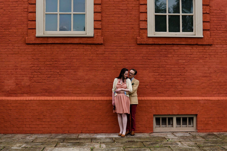 Kew Gardens Engagement Shoot-10