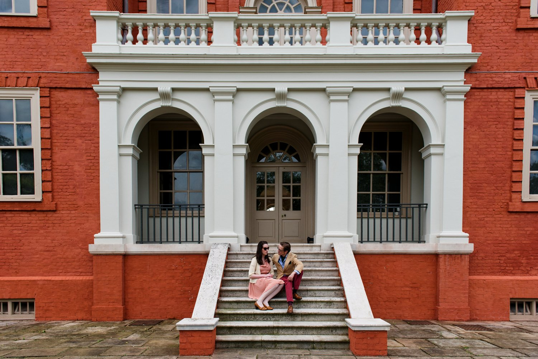 Kew Gardens Engagement Shoot-11