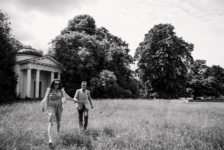 Kew Gardens Engagement Shoot-20