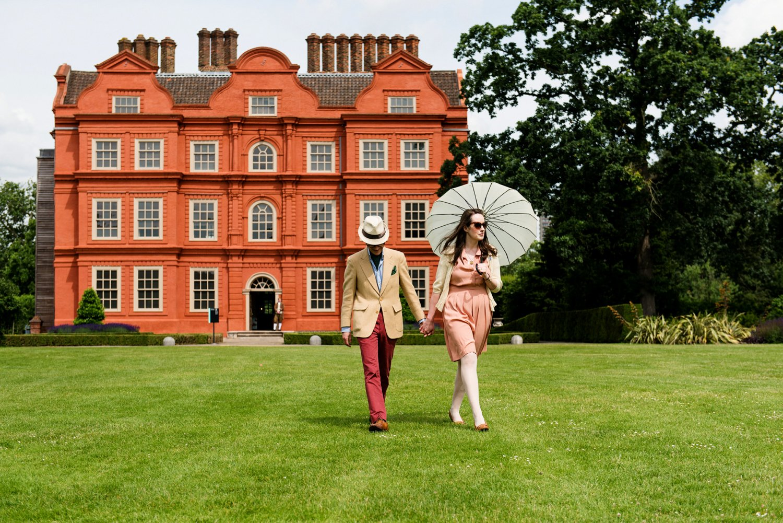 Kew Gardens Engagement Shoot-6