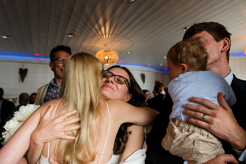 Documentary wedding photography Devon Babb Photo