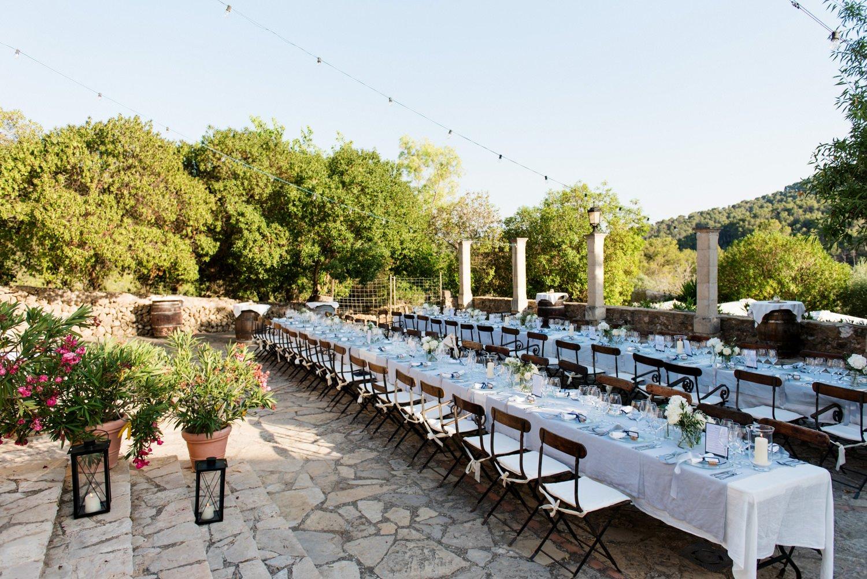 Sunny rustic Destination Wedding Photography Mallorca