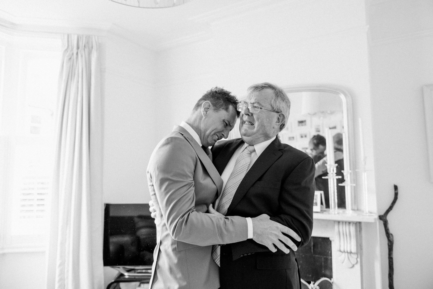 Story telling pre-wedding photography same sex London wedding