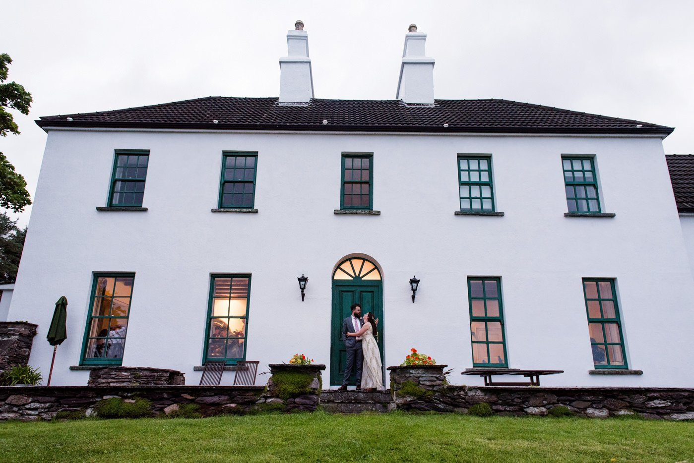 Westcove House Co Kerry Ireland wedding photography