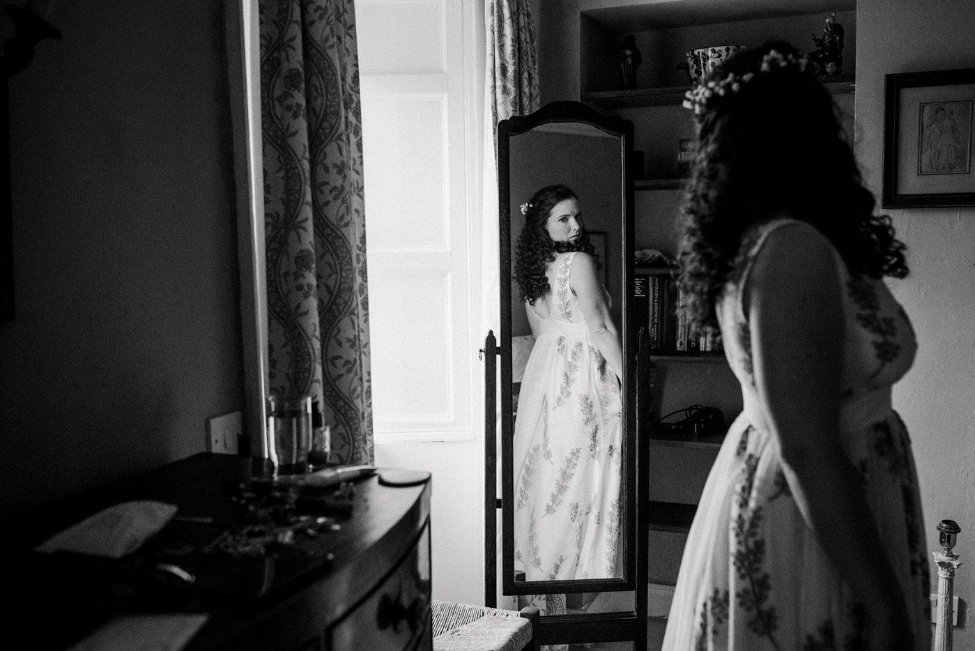 Creative documentary wedding photography Co Kerry Ireland