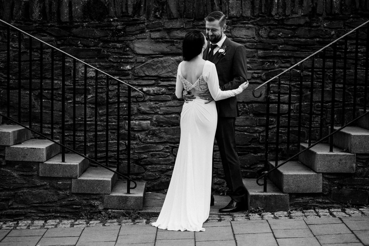Alternative wedding photography Derry Northern Ireland