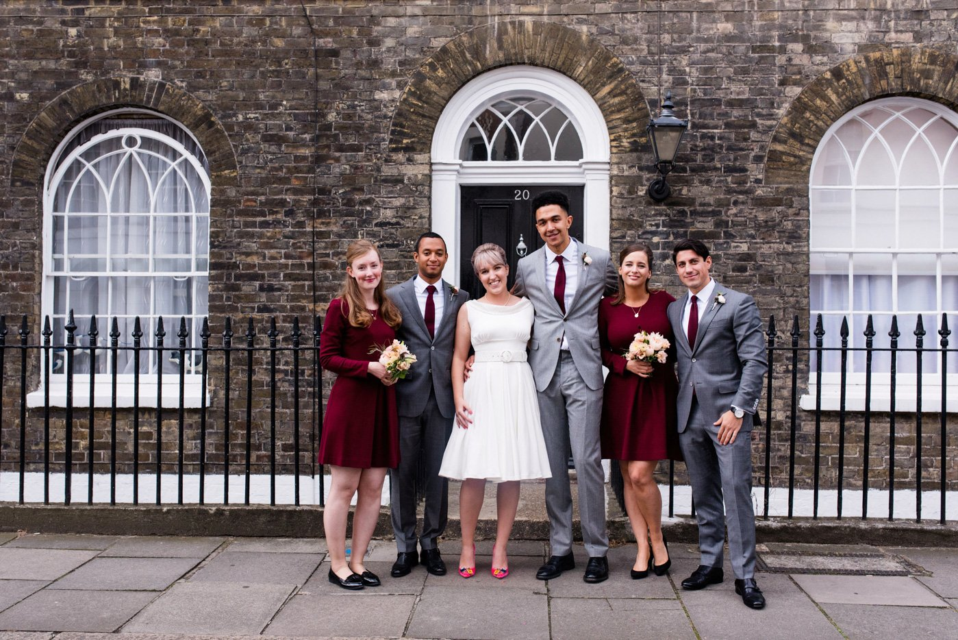 Vintage wedding style London