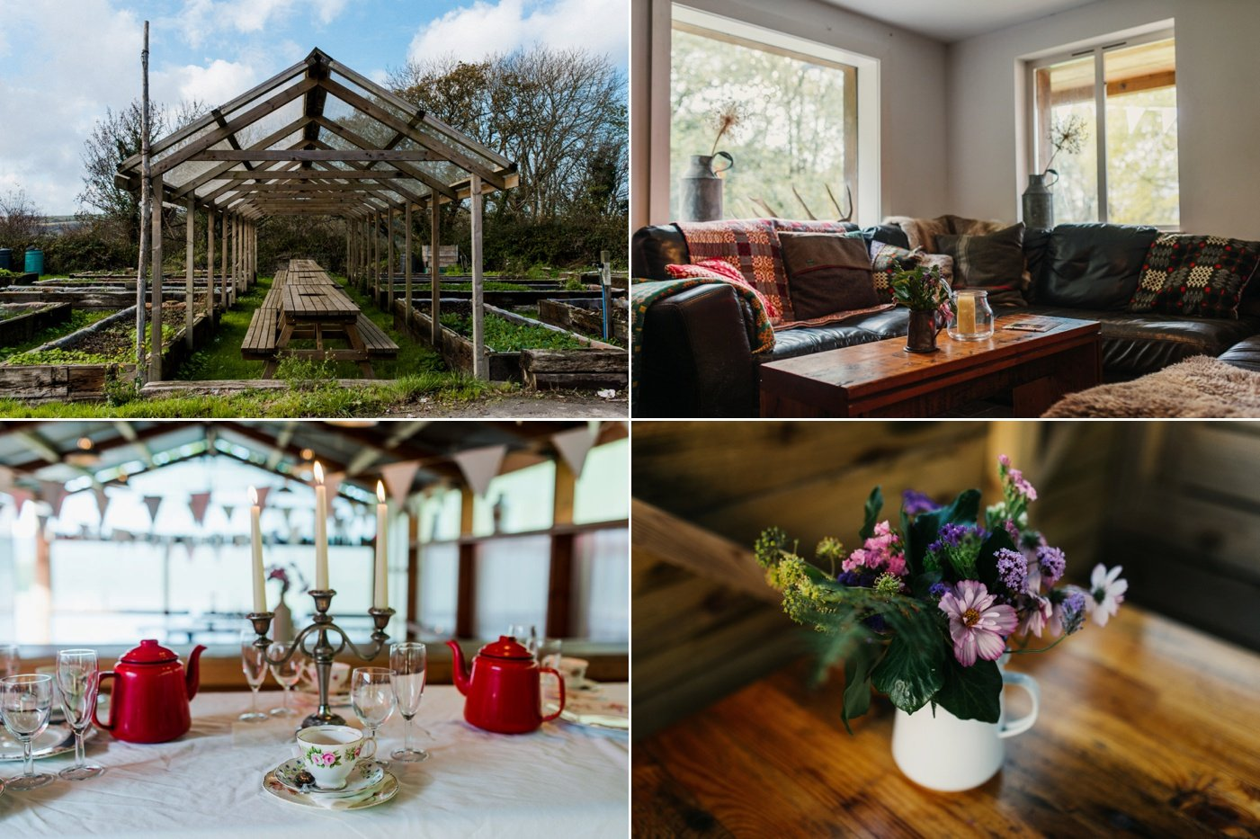 fforest wales wedding venue camping
