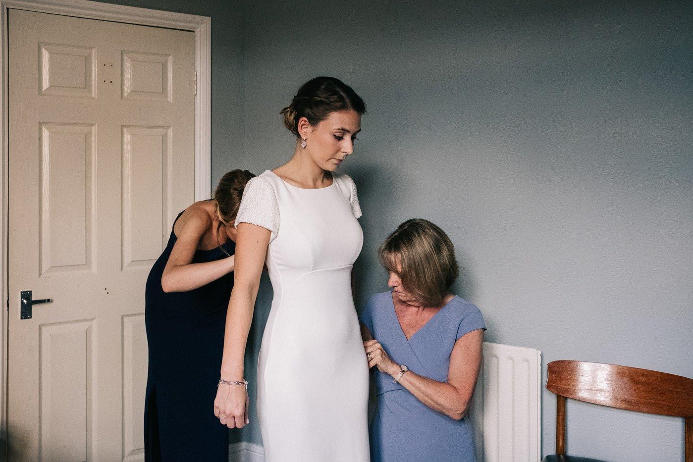 handmade wedding dress alternative wedding photography