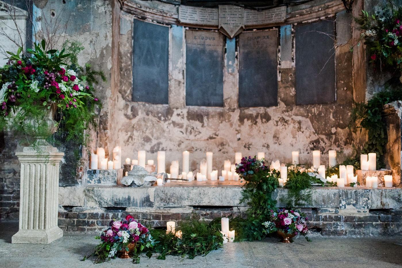 Simon Nickel Design asylum chapel wedding