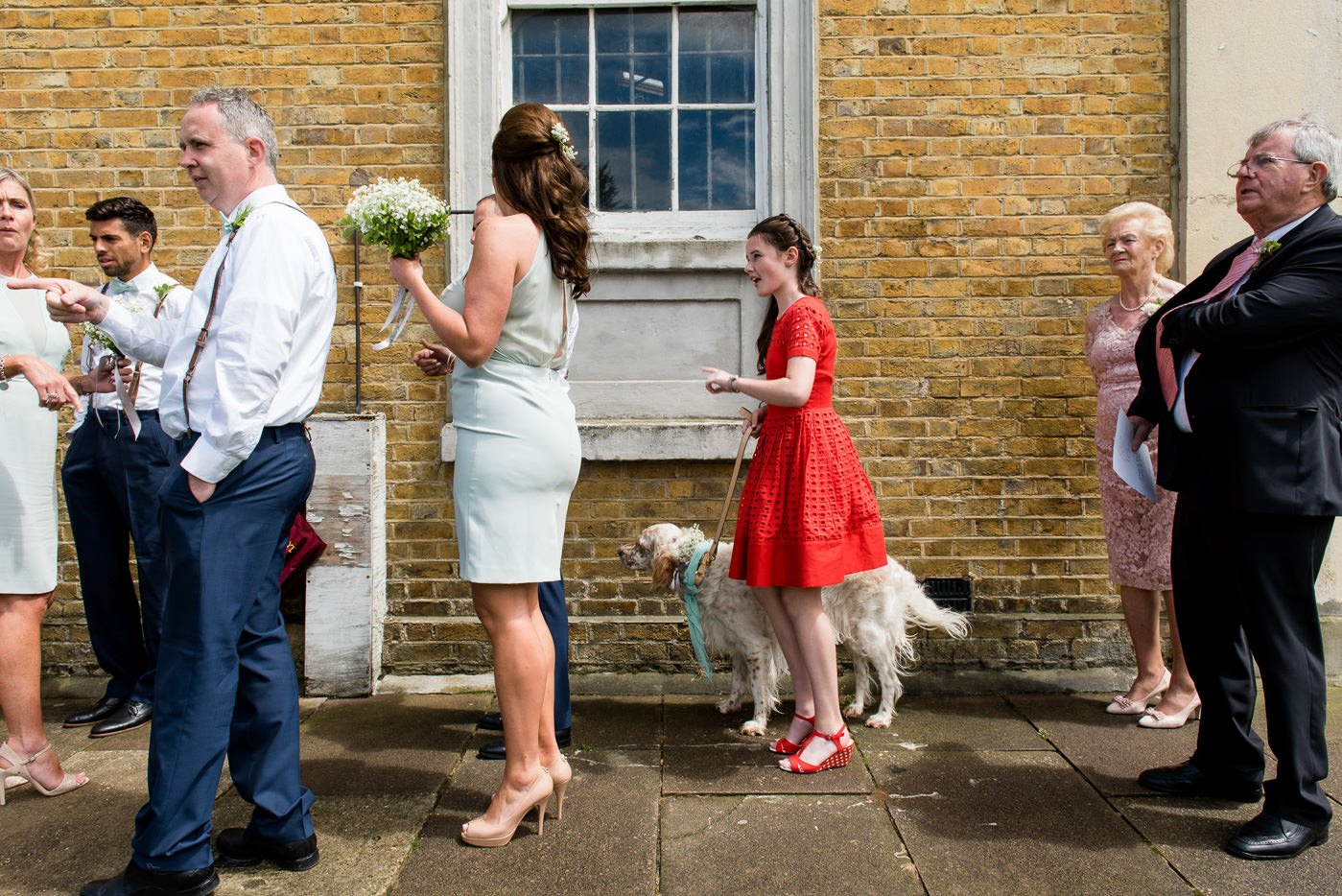 candid wedding photos asylum chapel wedding photographer
